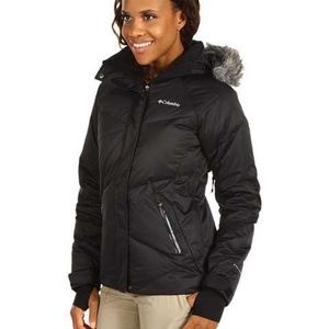 Columbia Lay 'D' Down Jacket size small